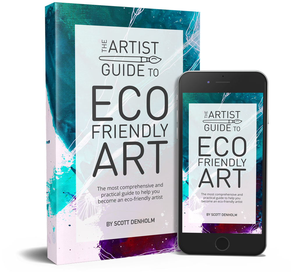 The Artist Guide To - Eco-friendly Art for all artists